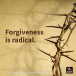 Radical and hard but freeing TheLivingCross