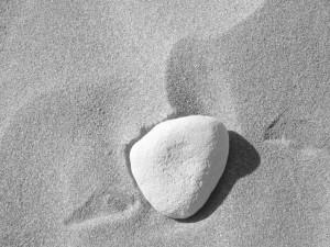 """Photo credit: """"White Stone"""" by Anna, Flikr"""