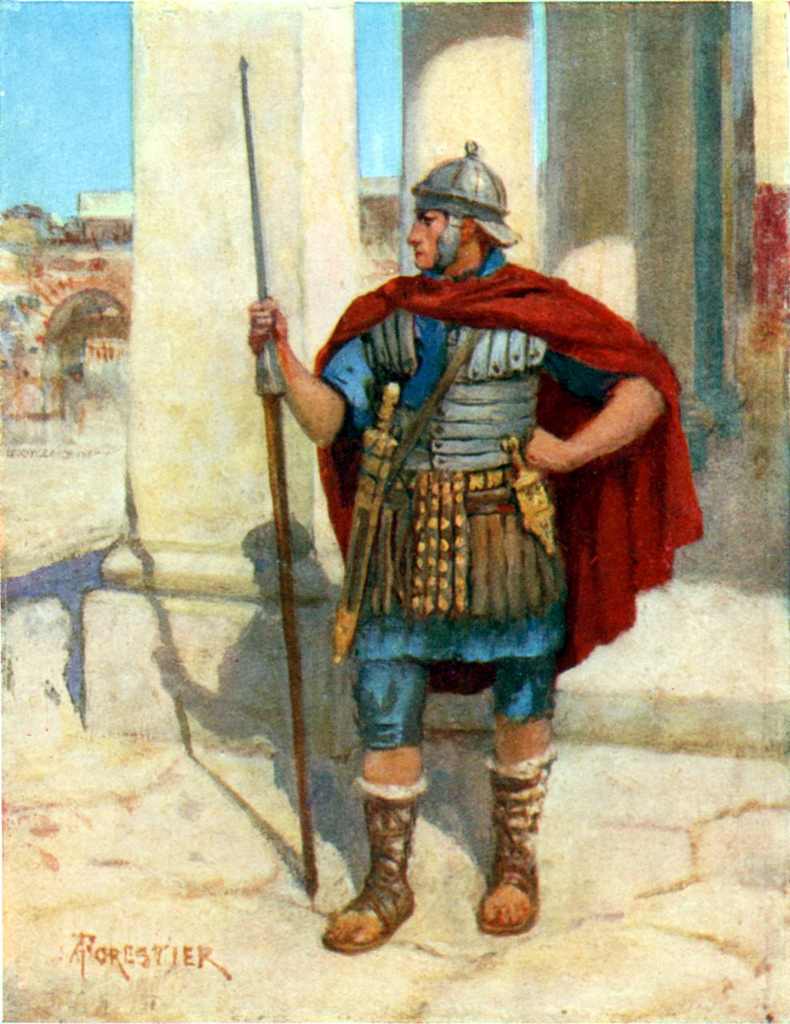 a study of the armor used in ancient rome Gladiators importance gladiators' importance has been well-documented in several historical accounts of the ancient rome gladiators in ancient armor and used.