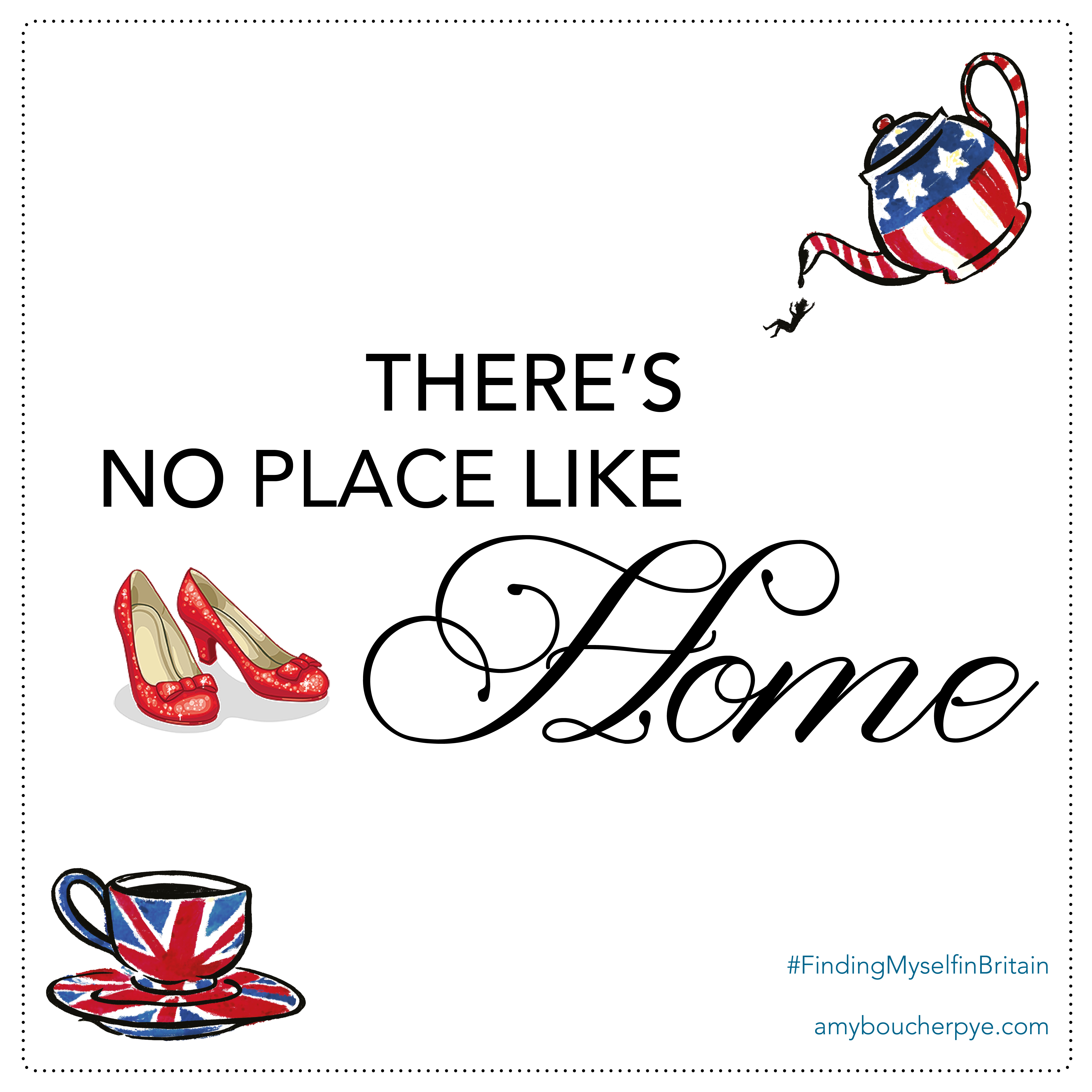 Amy Boucher Pye Theres No Place Like Home A New Series