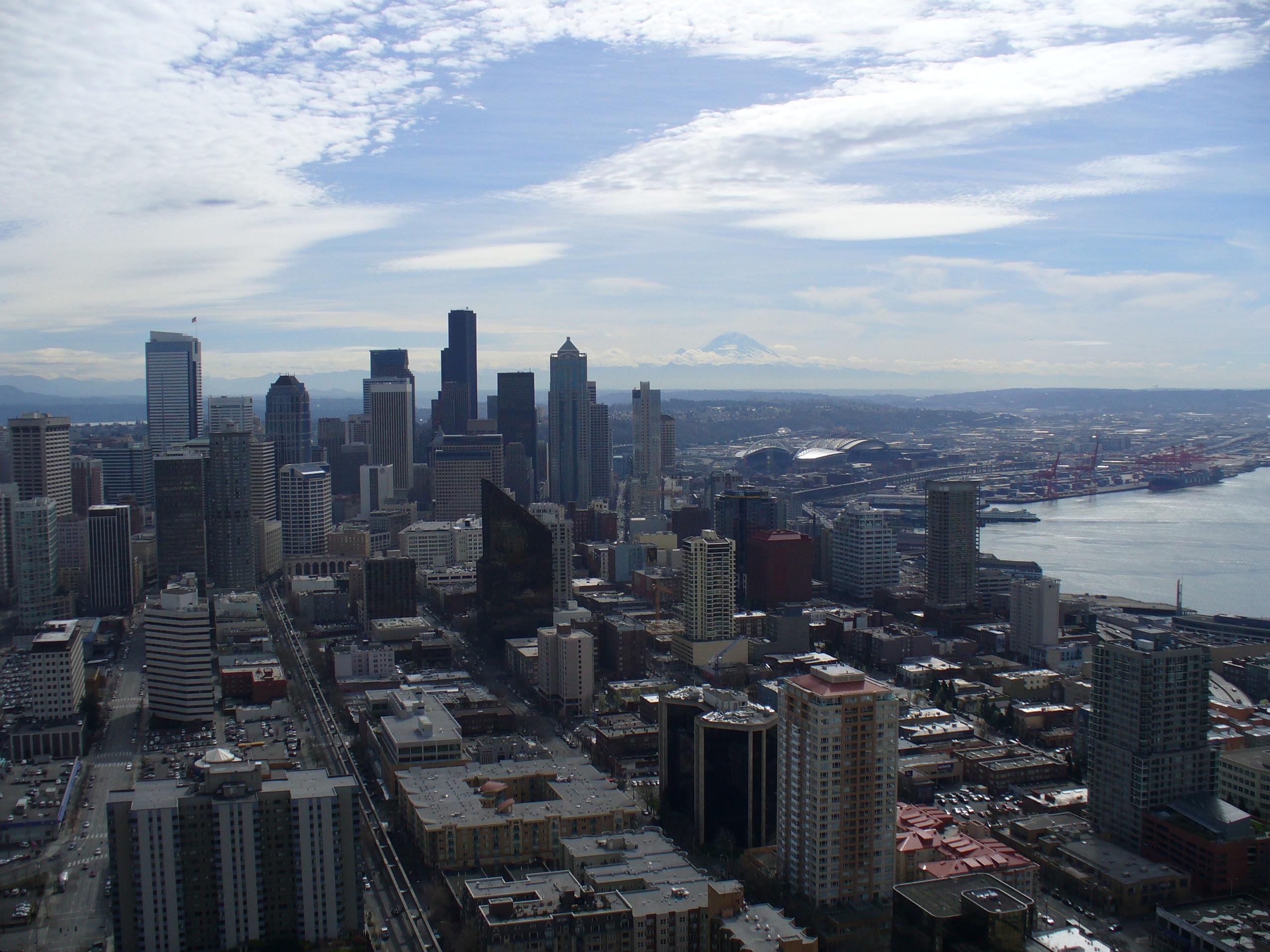Seattle, 2007.