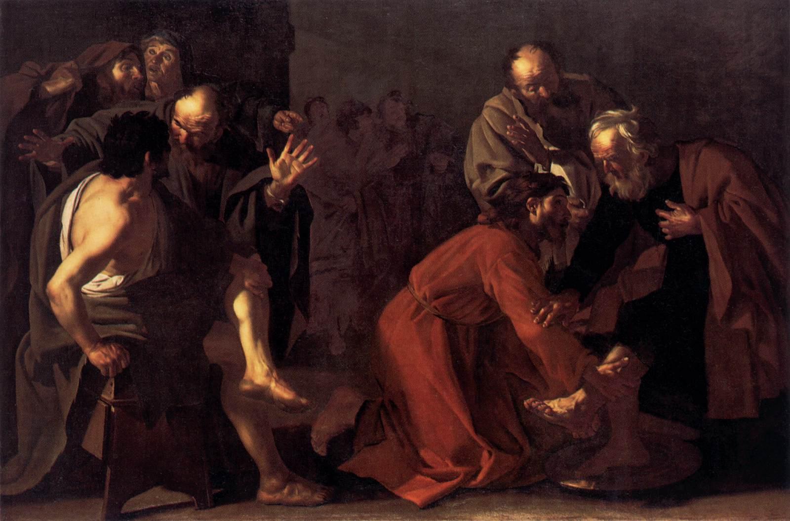 Dirck van Baburen (circa 1594/1595–1624)