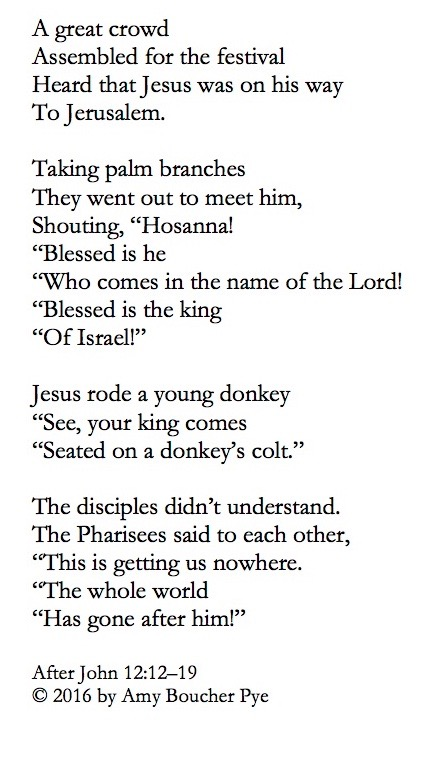 Entry of a king (1)