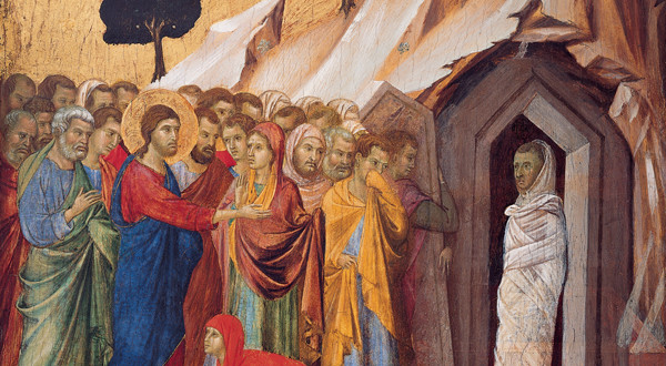 8 Jesus Raises Lazarus from the Dead John 11145