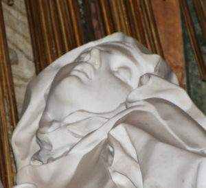 "Bernini's ""Ecstasy of Teresa."" Photo: Nina Aldin Thune, flickr"