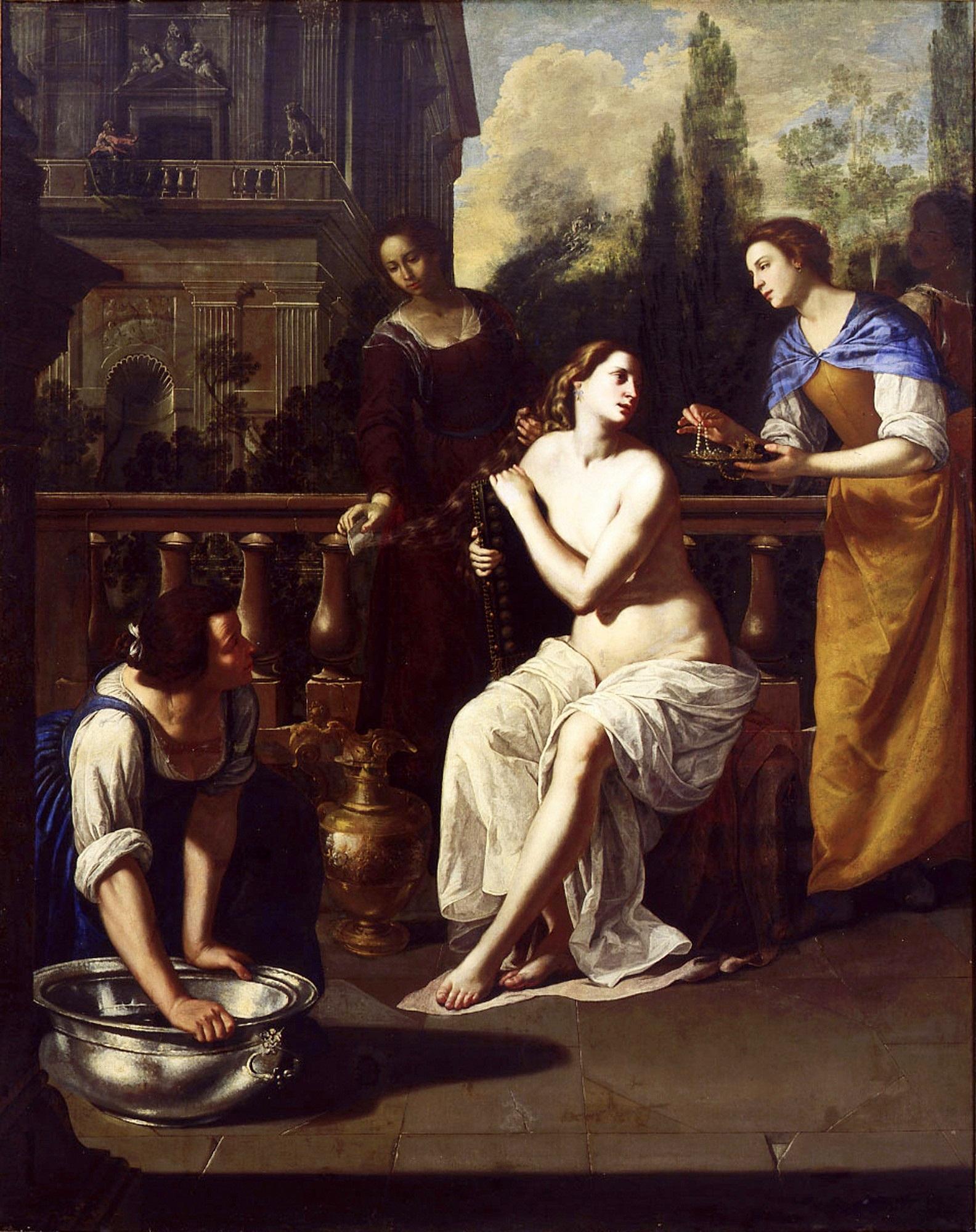 Artemisia Gentileschi, Public domain